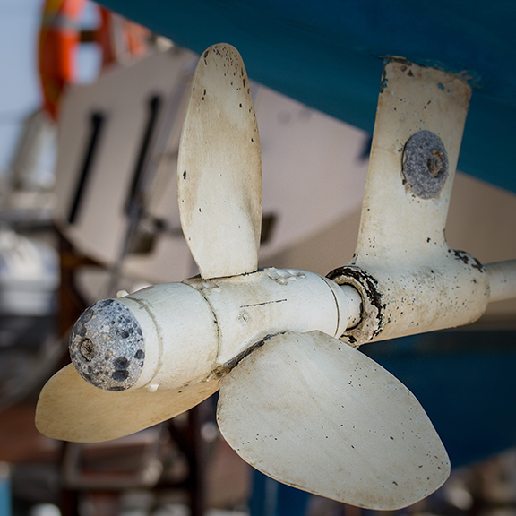 Propeller with Velox Plus.