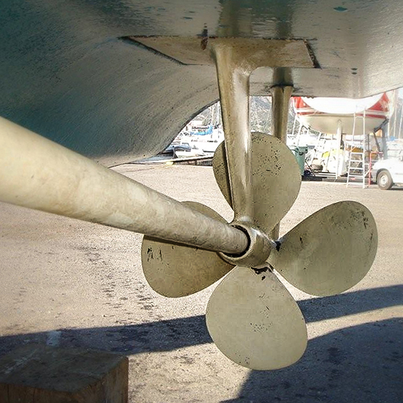 Propeller with Velox Plus